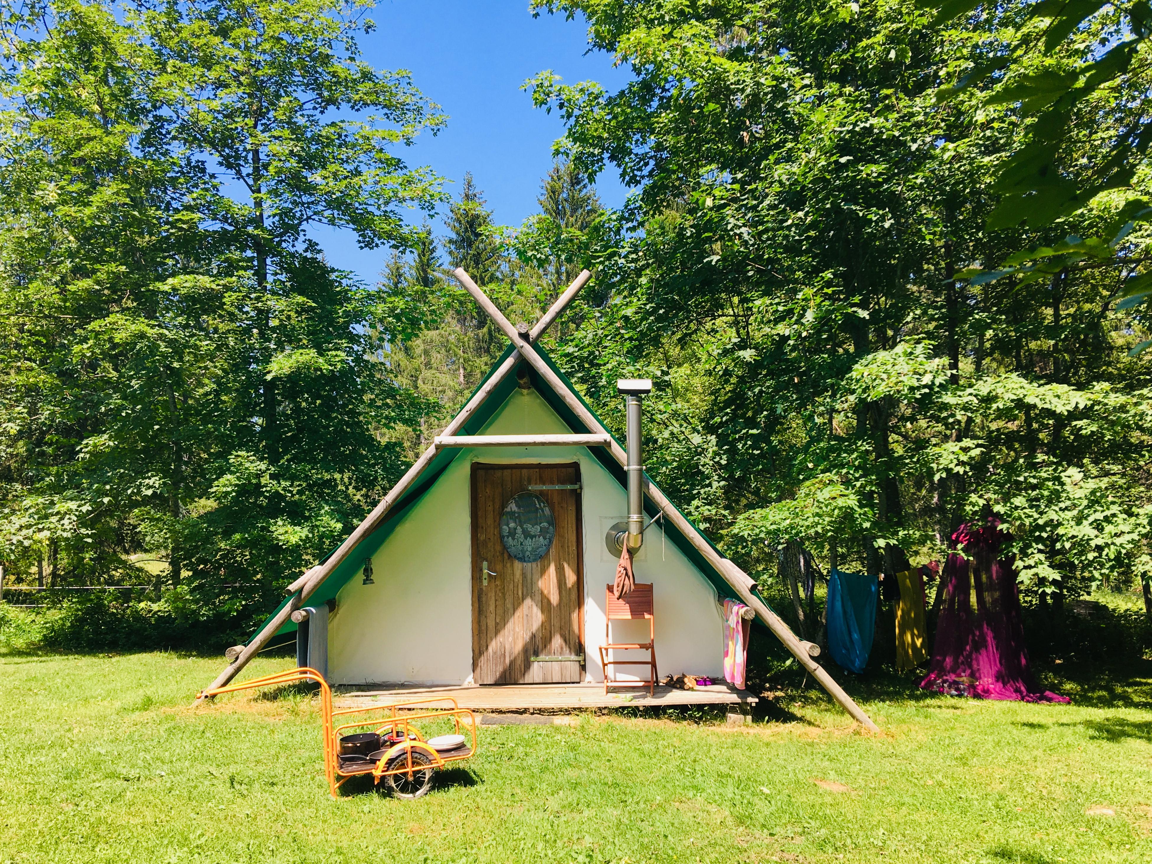 La Tente Familiale (max. 5 places)