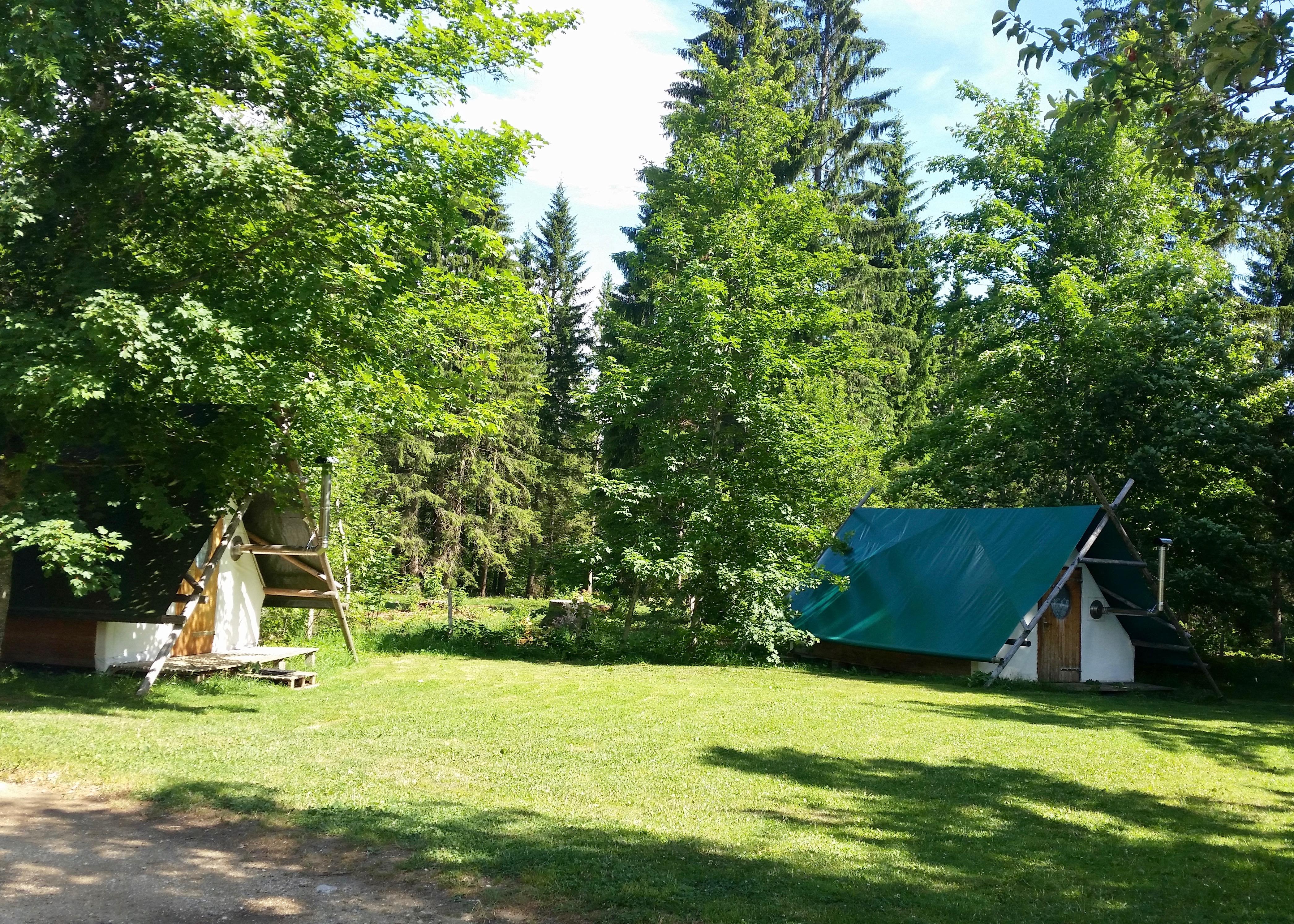 La Tente Romantique (max. 2 places)